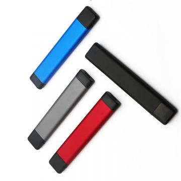 World's Smallest Fully Disposable First Oval Vape Pen Empty Vape Pen with Vertical Ceramic ND2s